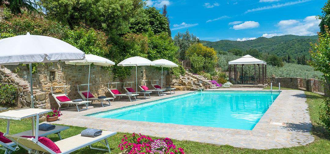 La Madonnina   3-bedroom Villa in Tuscany, Italy   Simpson ...
