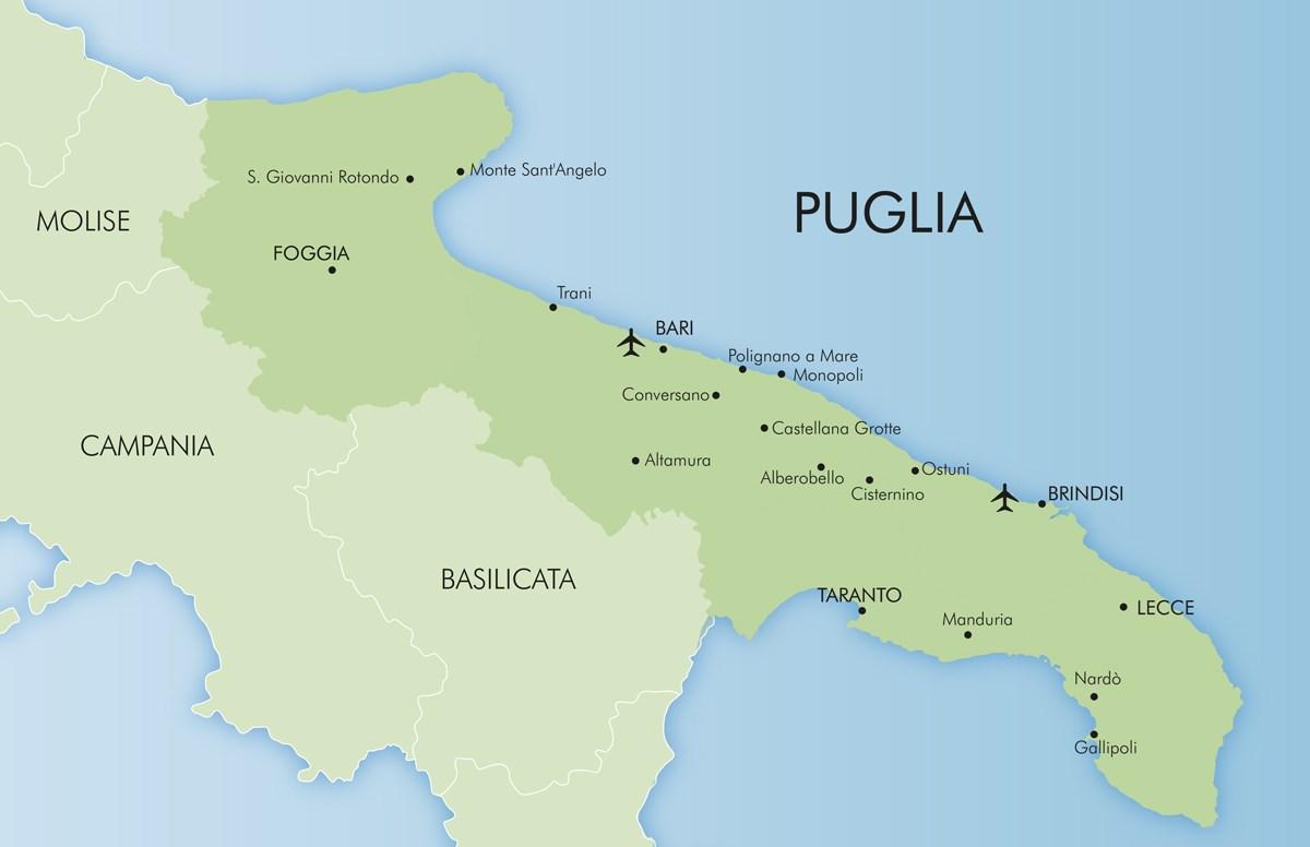 Luxury Puglia Holidays 2019 Simpson Travel