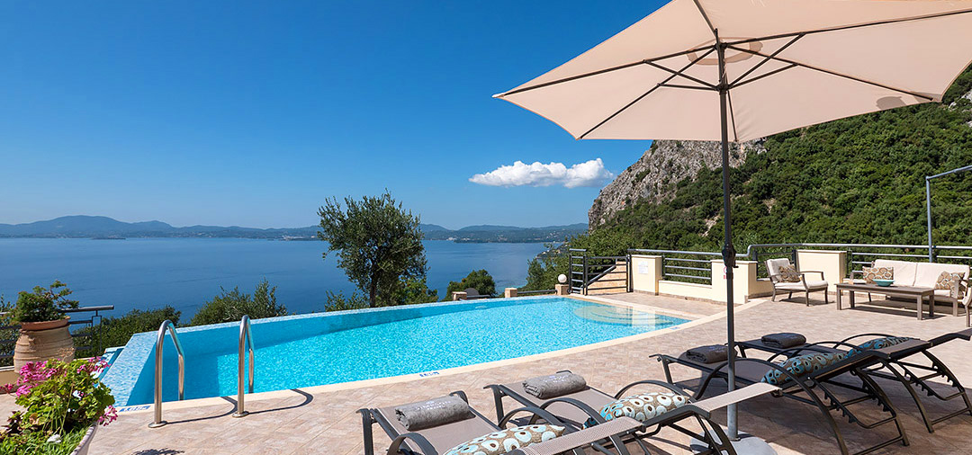 Simpson travel corfu villas
