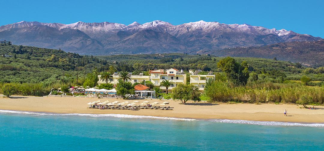 Where to stay in crete greece