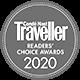 Award - Conde Naste Traveller - award logo